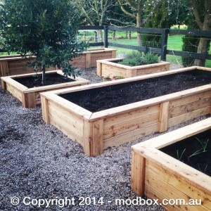 Complete Garden with ModBOX