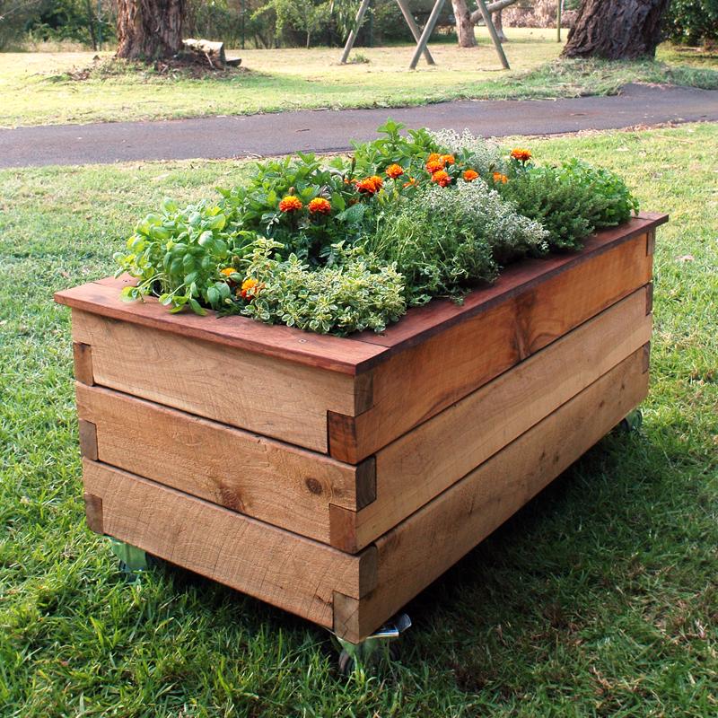 Raised Garden Bed Kit Modbox Medio