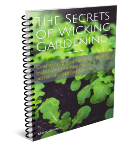 Cover of the Secret Guide for Wicking Gardening