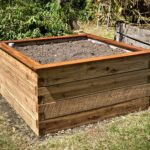ModBOX raised garden bed installed by Lyn